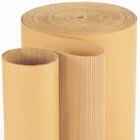 1000mm x 75m Corrugated Cardboard Roll